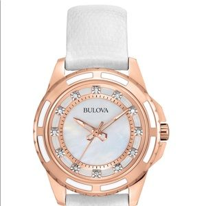 Ladies' Diamond Bulova Watch
